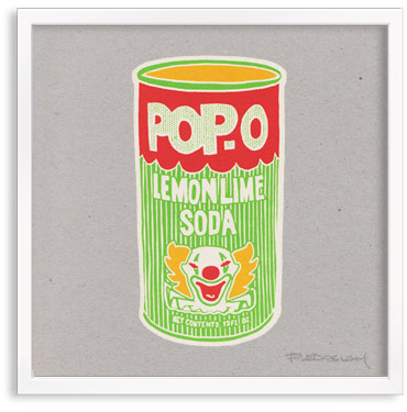 Pop O Soda Can