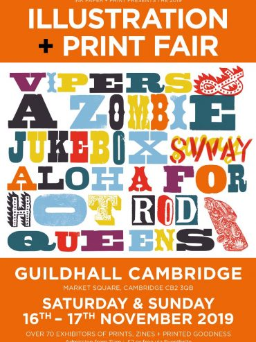 ILLUSTRATION & PRINT FAIR