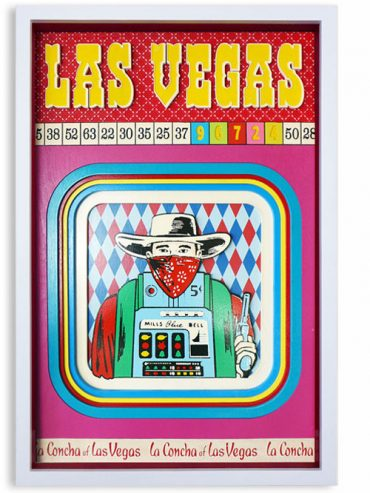 Las Vegas – Box art